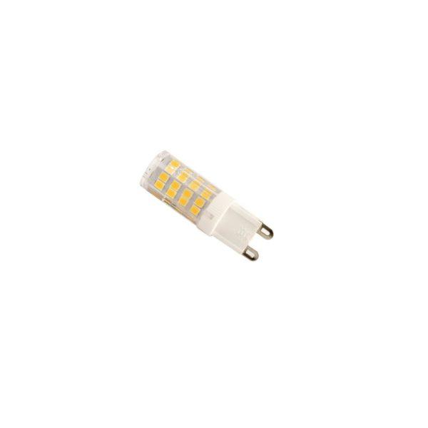 Bombilla G9 – LED – 5W – Luz cálida – 450 lumens – Liderlamp