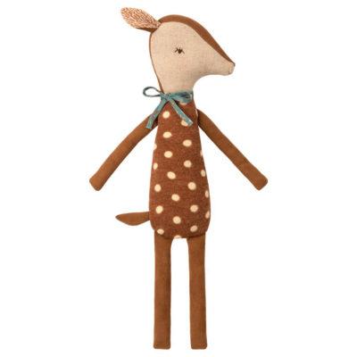 Ciervo - Maileg - Muneco de algodon - juguetes tradicionales - trapo - Liderlamp