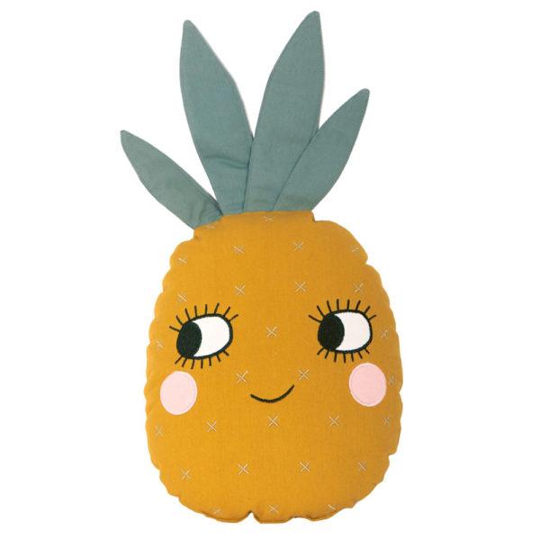 Cojin Pina – decoracion infantil – fruta – almohada – Roommate – Liderlamp (2)