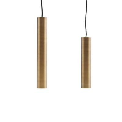 Colgante Pin - lampara de techo - laton - House Doctor - Liderlamp (1)