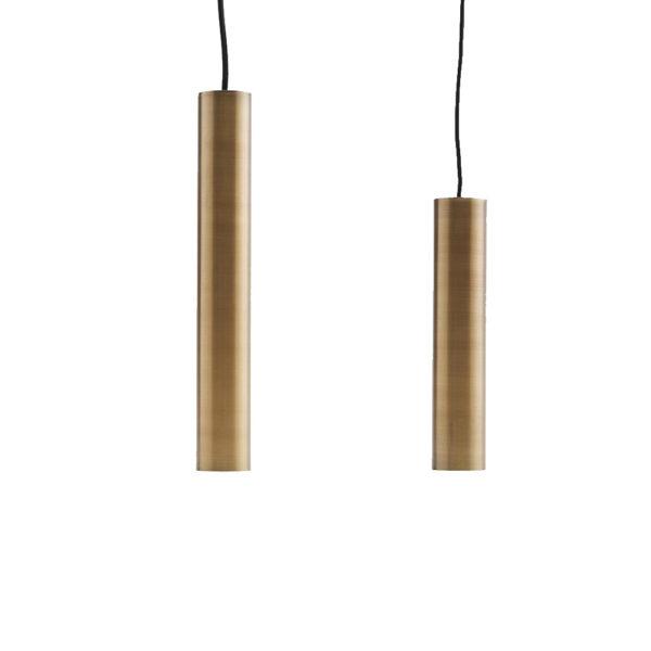 Colgante Pin – lampara de techo – laton – House Doctor – Liderlamp (1)