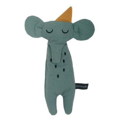 Muneco de trapo - Elefante - Mono - Jirafa - Flamenco - juguetes tradicionales - Roommate - diseno danes - Liderlamp (3)