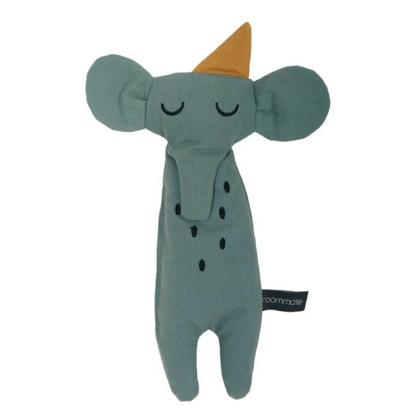 Muneco de trapo – Elefante – Mono – Jirafa – Flamenco – juguetes tradicionales – Roommate – diseno danes – Liderlamp (2)