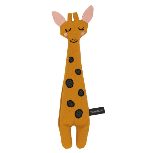 Muneco de trapo – Elefante – Mono – Jirafa – Flamenco – juguetes tradicionales – Roommate – diseno danes – Liderlamp (3)