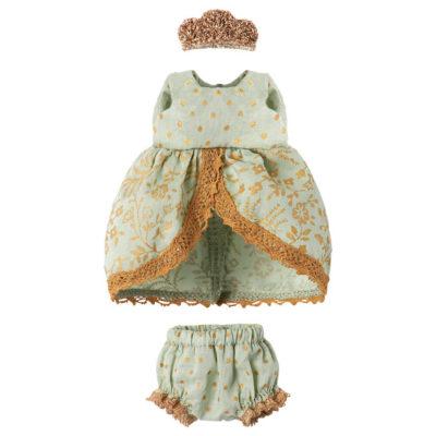 Vestido de princesa - Maileg - Micro Bunny y Big Sisters - Liderlamp (1)