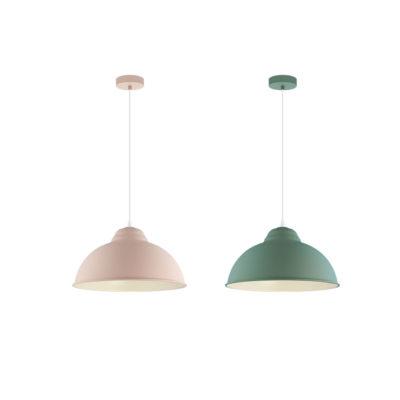 Colgante Oliva - lampara de metal - estilo vintage - EGLO - Liderlamp (1)