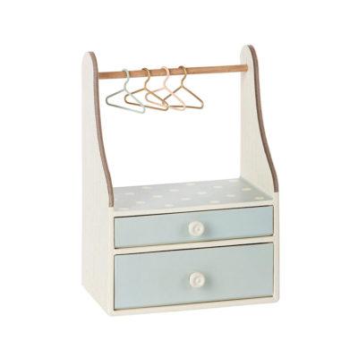 Mueble vestidor - Maileg - casa de munecas - juguetes tradicionales - Liderlamp