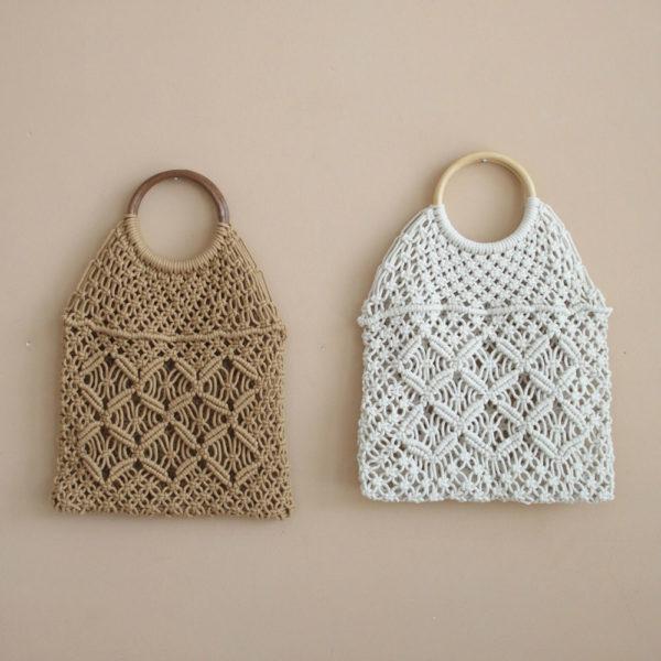 Bolsa Victoria – tejido de crochet – ganchillo – vintage – Mikanu – Liderlamp (8)