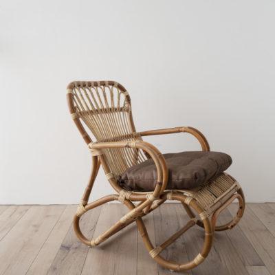 Butaca de ratan - natural chic - decoracion rustica - silla infantil - Liderlamp (2)