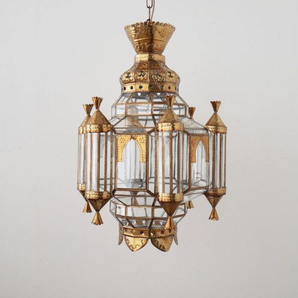 Colgante-Esauira—farol—cristal-y-metal-forjado—estilo-marroqui–Liderlamp-(2)