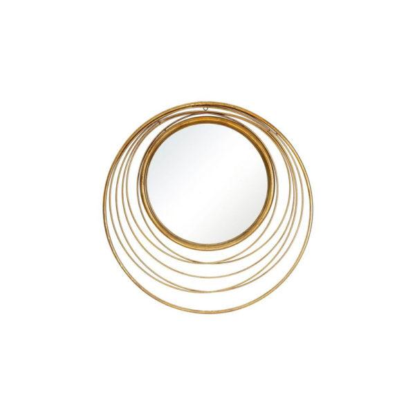 Espejo Rebeca – Ixia – metal dorado – tendencia espejos – interiorismo – Liderlamp