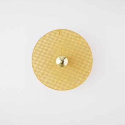 Aplique Disk - circulo de ratan - pared y techo - Aromas del Campo - Liderlamp (5)