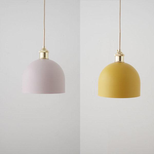 Colgante Una – mostaza y dorado – Aromas del Campo – Liderlamp (5)