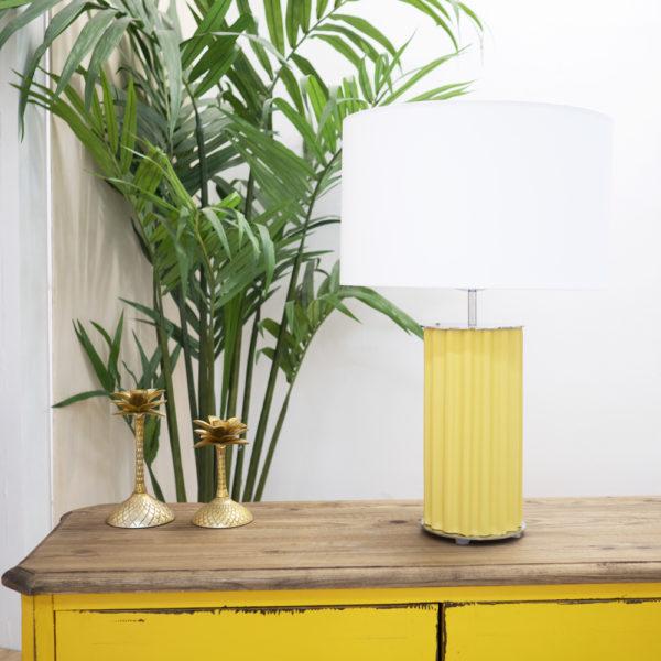 Sobremesa-Celestine—lampara-auxiliar—tibor-de-cristal—estilo-clasico—Liderlamp