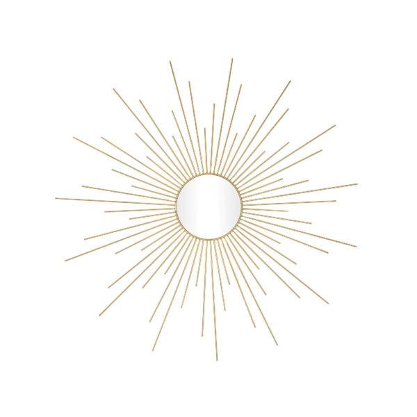 Espejo Ushas – estilo Mid Century – rayos de sol – Andrea House – Liderlamp