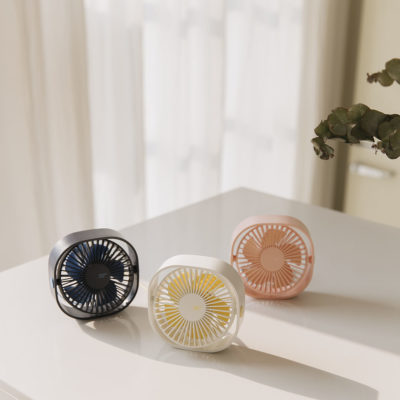 Mini ventilador de mesa - verano - decoracion kawaii - Liderlamp (11)