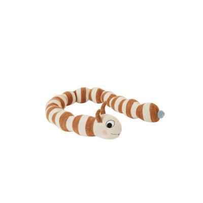 Muneco Leo Larva - algodon - juguetes infantiles - Oyoy - Liderlamp (3)