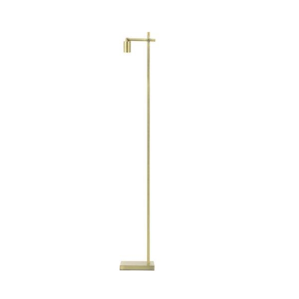Pie de salon Corby – metal – dorado – Casa Caracol – Liderlamp