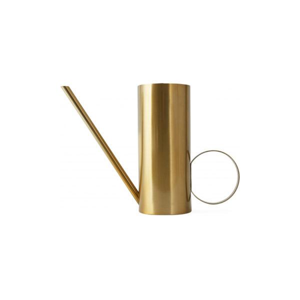 Regadera Mizu – metal acabado laton – Oyoy – herramientas jardineria – Liderlamp