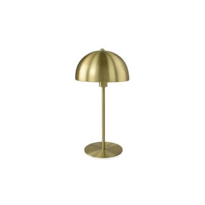 Sobremesa Umbrela - laton - lampara de escritorio - Andrea House - Liderlamp