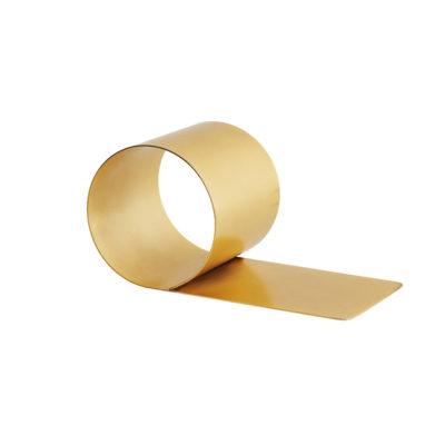 Sujetalibros circular - decoracion estanteria - laton dorado - Oyoy - Liderlamp (1)