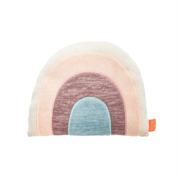 Cojin arcoiris – Oyoy – decoracion infantil – textil ninos – nursery – Liderlamp (1)