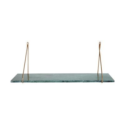 Estanteria Marble - marmol y metal - House Doctor - almacenaje - Liderlamp