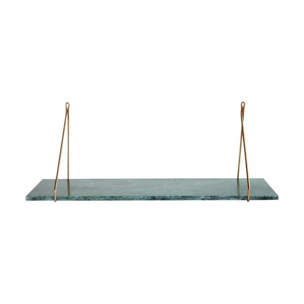 Estanteria Marble – marmol y metal – House Doctor – almacenaje – Liderlamp
