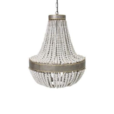 Lampara colgante Arce - cuentas de madera - Vical Home - Liderlamp (3)