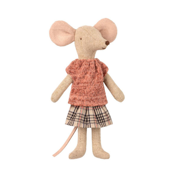 Mama raton – Maileg – juguetes tradicionales – muneco – Liderlamp