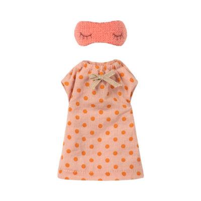 Pijama mama raton - Maileg - juguetes tradicionales - camiseta de rayas - Liderlamp (1)