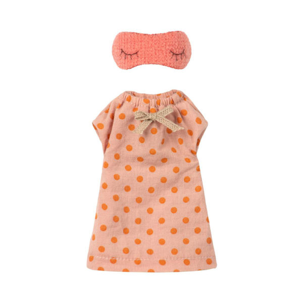 Pijama mama raton – Maileg – juguetes tradicionales – camiseta de rayas – Liderlamp (1)