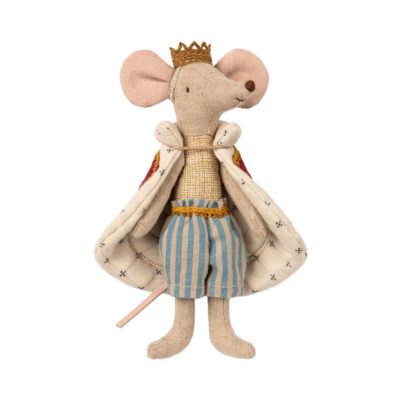 Rey raton - juguetes tradicionales - guinol - Maileg - cuentos infantiles - Liderlamp