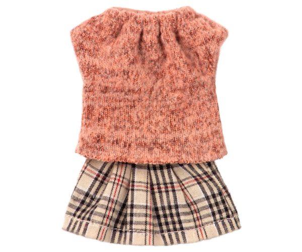 Ropa mama raton – Maileg – juguetes tradicionales – camiseta de rayas – Liderlamp
