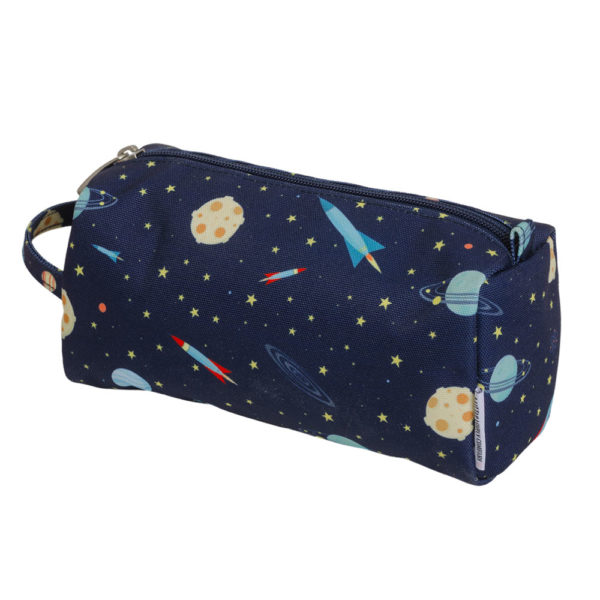 Estuche Space – vuelta al cole – astronauta – A little lovely company – Liderlamp (4)