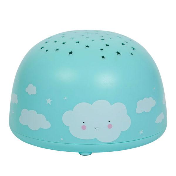 Proyector nube – A little lovely company – luz de noche – estrellas – Liderlamp (1)