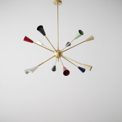 Colgante Milano - New Mid Century - diseno geometrico - Liderlamp (2)