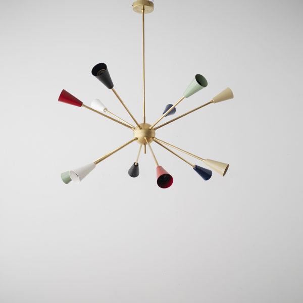 Colgante Milano – New Mid Century  – diseno geometrico – Liderlamp  (2)