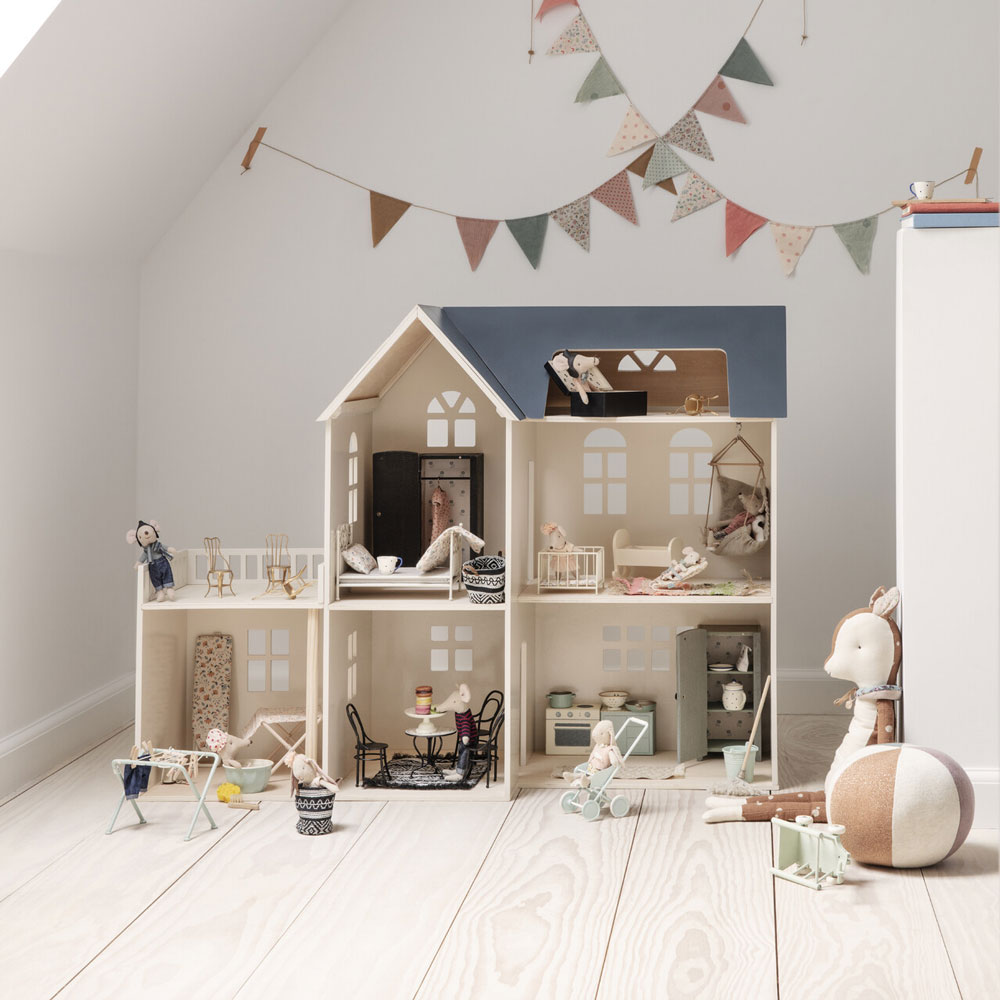 Casa de munecas Maileg - Doll House - Ideas decoracion infantil - regalo ninos - Liderlamp (1)