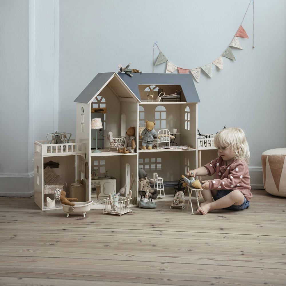 Casa de munecas Maileg - Doll House - Ideas decoracion infantil - regalo ninos - Liderlamp (2)