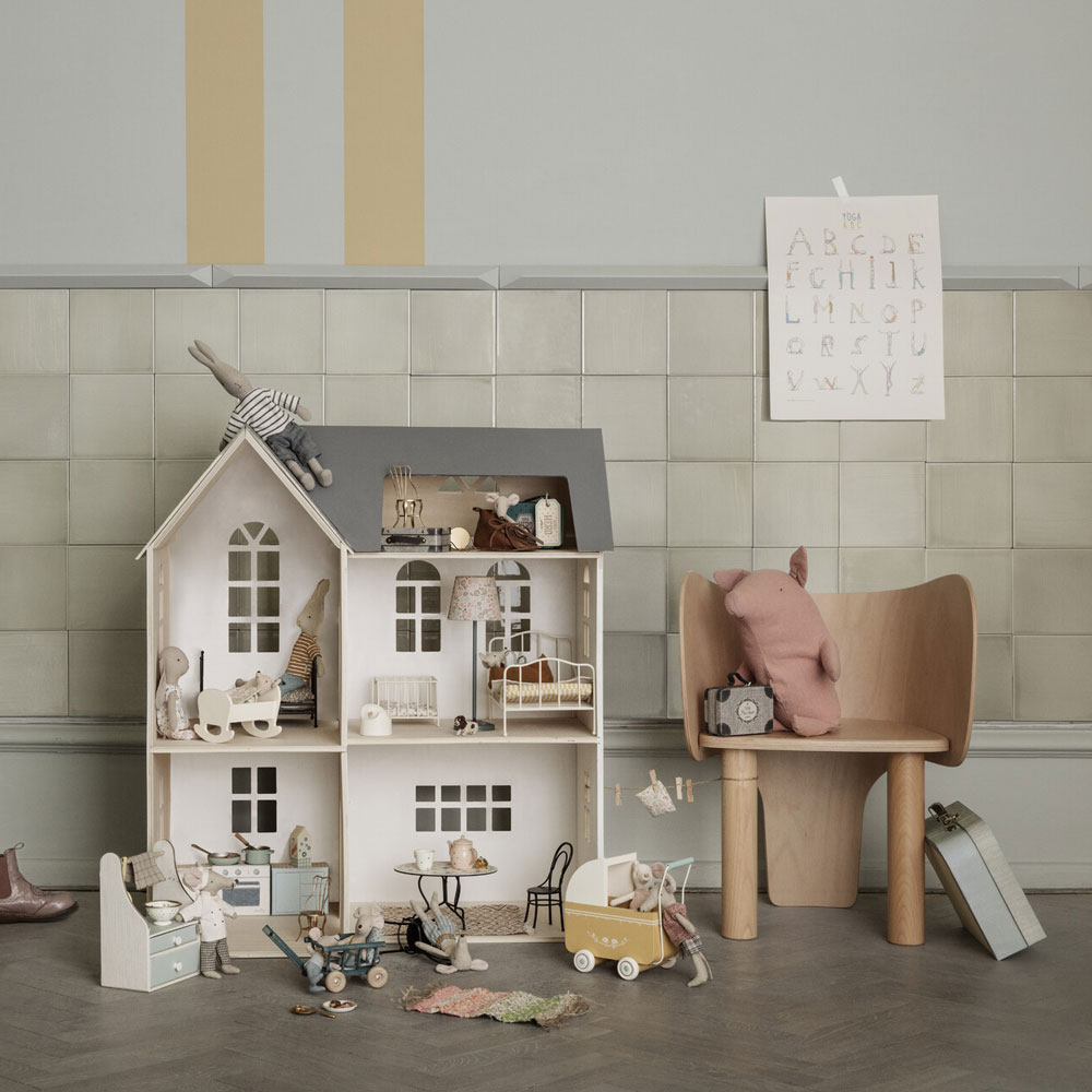 Casa de munecas Maileg - Doll House - Ideas decoracion infantil - regalo ninos - Liderlamp (3)