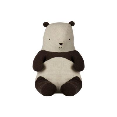 Oso panda - Maileg - peluche de lino - juguetes tradicionales