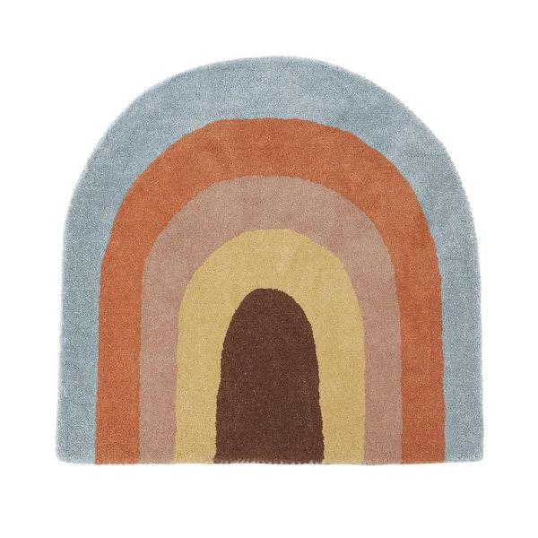 Alfombra arcoiris – textiles habitación ninos – decoracion infantil – oyoy – Liderlamp (4)