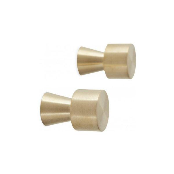 Colgador Pin – OYOY – percha pared – gancho – almacenaje – dorado – Liderlamp (2)