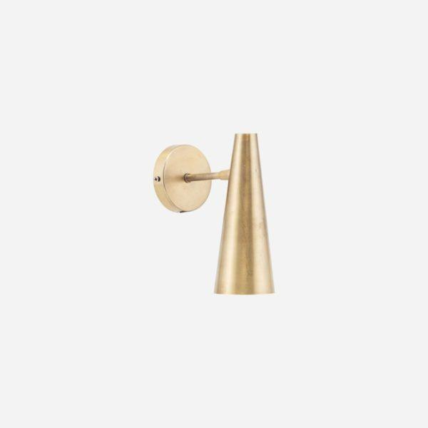 Aplique Precise – laton – House Doctor – metal – pantalla ajustable – Liderlamp (1)