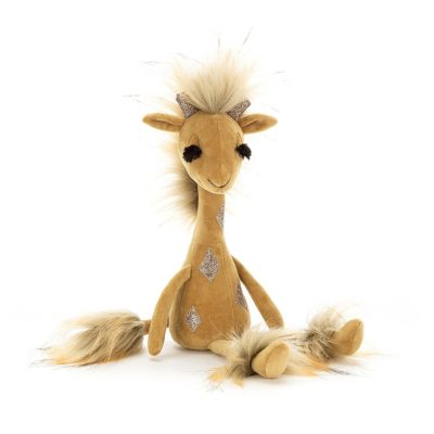 Jirafa -Tina - Swellegant Giraffe - muñeco de trapo - peluche - Jellycat - muneco de trapo - peluche - Jellycat - Liderlamp