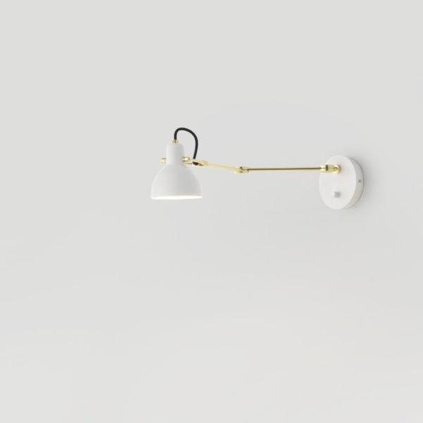 Aplique Laito – Aromas del campo – Brazo articulado – flexo – luz lectura – Liderlamp