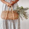 Cesta Mosey – Ratan natural – artesano – Olli Ella – decoracion- Liderlamp (2)