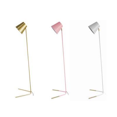 Pie de salon Noble - Present Time - lampara de pie - metal - Liderlamp (4)