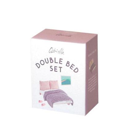 Set cama doble - casita de madera - Olli Ella - juguetes tradicionales - Liderlamp (4)